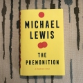 Book Review: The Premonition: A Pandemic Story (Michael Lewis; 2021)